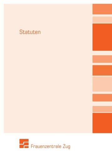 PDF 1.31 MB - Frauenzentrale Zug