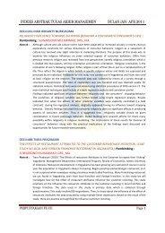 indeks abstrak tugas akhir manajemen bulan jan- apr 2011