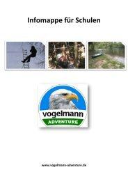 ERLEBEN - STAUNEN - Vogelmann Adventure