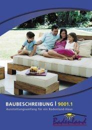 Mit Freude bauen - Badenland