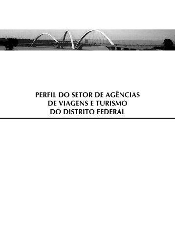 perfil do setor de agências de viagens e turismo ... - Empreende.org.br