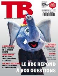 Plaquette alpha - Télécom Bretagne
