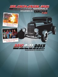 event highlights - Carlisle Events