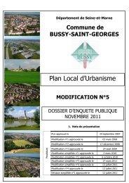 1. Domaine du Génitoy : complément du rapport de ... - Le Renard