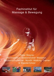 Fachinstitut für Massage & Bewegung