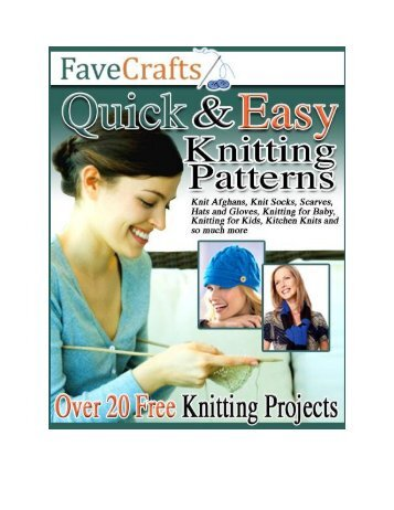 Quick And Thrifty Crochet Ebook Favecrafts