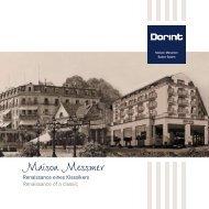 Maison Messmer - Dorint Hotels & Resorts