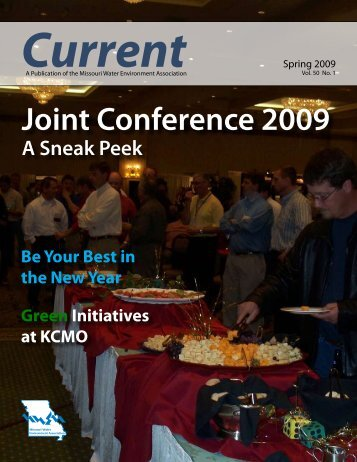 Joint Conference 2009 - Missouri Water Environment Association