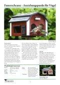 Holen Sie sich die Vögel in Ihren Garten! www.WildlifeGarden.info - Seite 4
