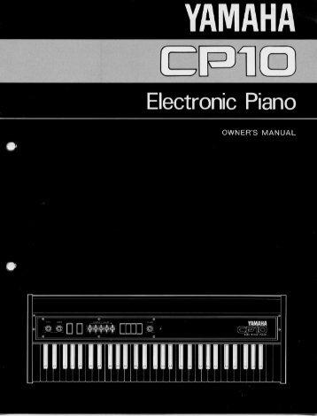 CP10 - Yamaha