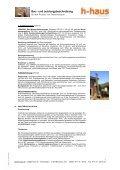 Bau– und Leistungsbeschreibung - h-haus - Seite 7