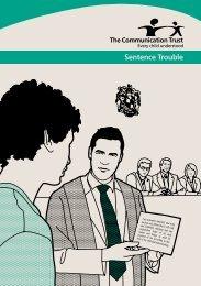 Sentence Trouble - The Dyslexia-SpLD Trust