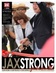 APRIL 2013 | Volume 5 Issue 4 - Jacksonville District - U.S. Army