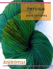 yarn reviews - Knitcircus