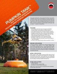 PUM PKIN TANK - SEI Industries Ltd.