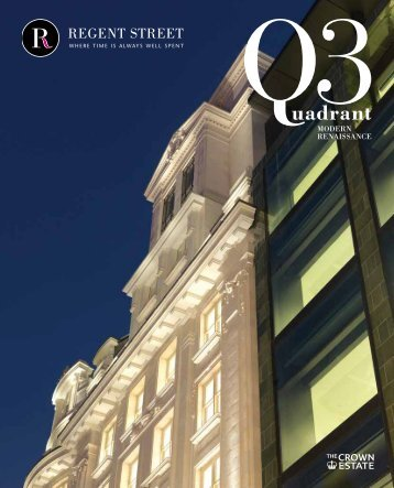 Quadrant 3 - The Crown Estate