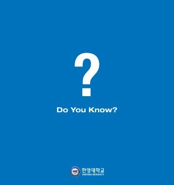 Do You Know? - Times Higher Education