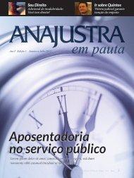 em pauta - Anajustra