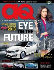 Volume 3 Issue 4 - Automobile Association Philippines