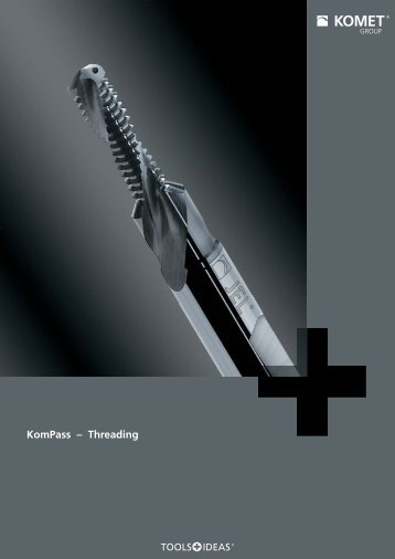 JEL® Threading Systems Catalog ( 16.3 MB) - Komet