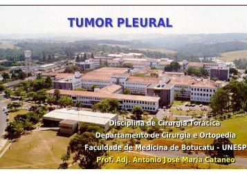 TUMOR PLEURAL - Unesp