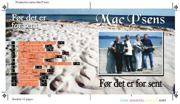 Mac P'sens - Flemming Sørensen