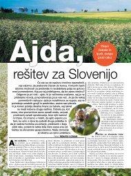 rešitev za Slovenijo