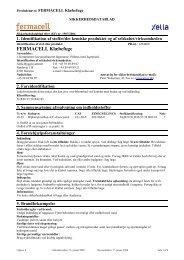 Leverandørbrugsanvisning Klæbefuge - Fermacell