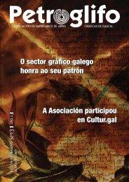 O sector gráfico galego honra ao seu patrón O sector gráfico galego ...