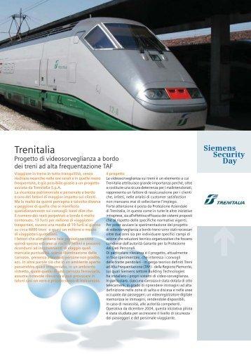Trenitalia - Siemens