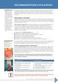 Vacuum assisted closure: recommandations d'utilisation - Wounds ... - Page 3