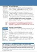 Vacuum assisted closure: recommandations d'utilisation - Wounds ... - Page 4