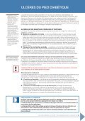 Vacuum assisted closure: recommandations d'utilisation - Wounds ... - Page 5