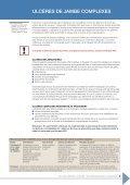 Vacuum assisted closure: recommandations d'utilisation - Wounds ... - Page 7