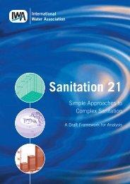 Sanitation 21 planning framework - IWA