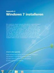 Windows 7 installeren - Van Duuren Media
