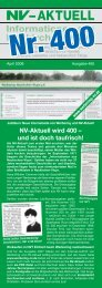 NVA Ausgabe 400 12.indd - Werbering Neukirchen-Vluyn