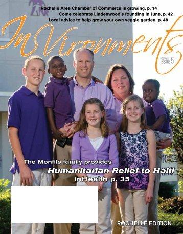 Humanitarian Relief to Haiti - InVironments Magazine