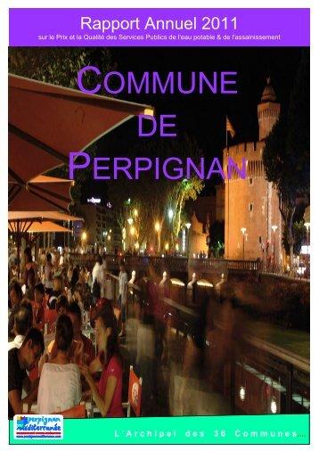 COMMUNE DE PERPIGNAN