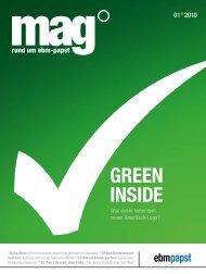 Green InsIDe - mag