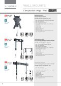 WALL MOUNTS - Page 5