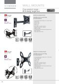 WALL MOUNTS - Page 7
