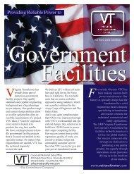 Government - Virginia Transformer Corp