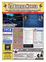 Junio del 2012 - La Buena Nueva News Paper