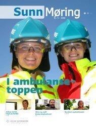 Nr. 4 - 2008 Jobbar deltid, nøgd på heiltid Aktiv ... - Helse Midt-Norge