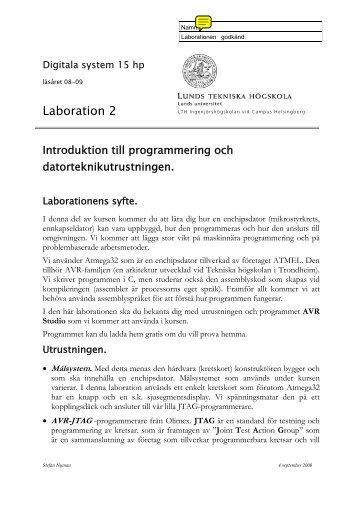 Laboration 2