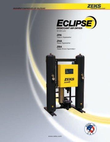 ZPA ZHA ZBA - ZEKS Compressed Air Solutions