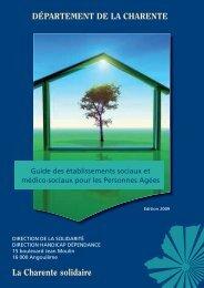 guide du conseil général - Ville de Cognac