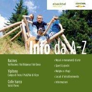 Info A-Z italiano - Rosskopf