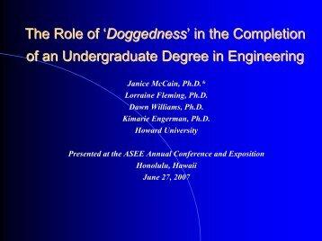 presentation slides - College of Engineering